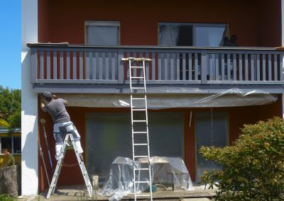 low cost painters victoria - exterior painting of house